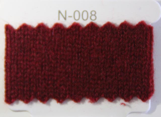 N-008Worsted cashmere