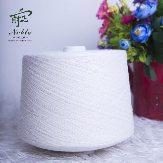 Export quality cashmere yarn