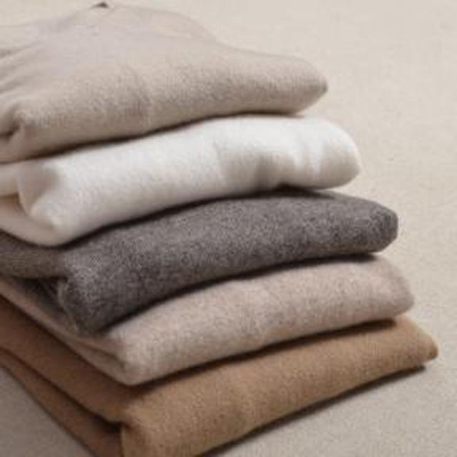 Cashmere sweater cleaning