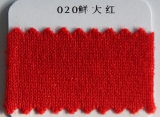 020Bright red